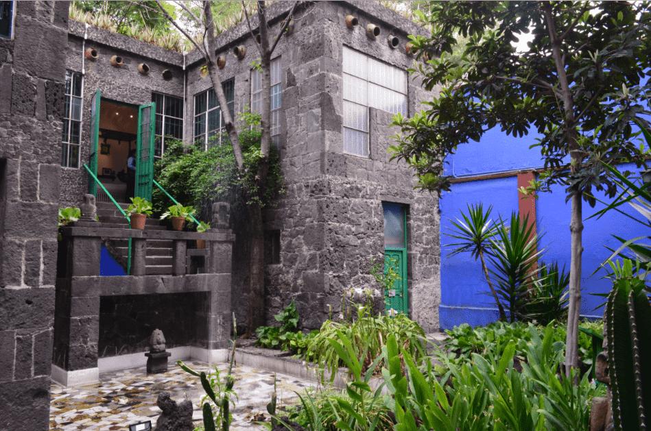 La Casa Azul De Frida Kahlo Una Hermosa Casa Museo