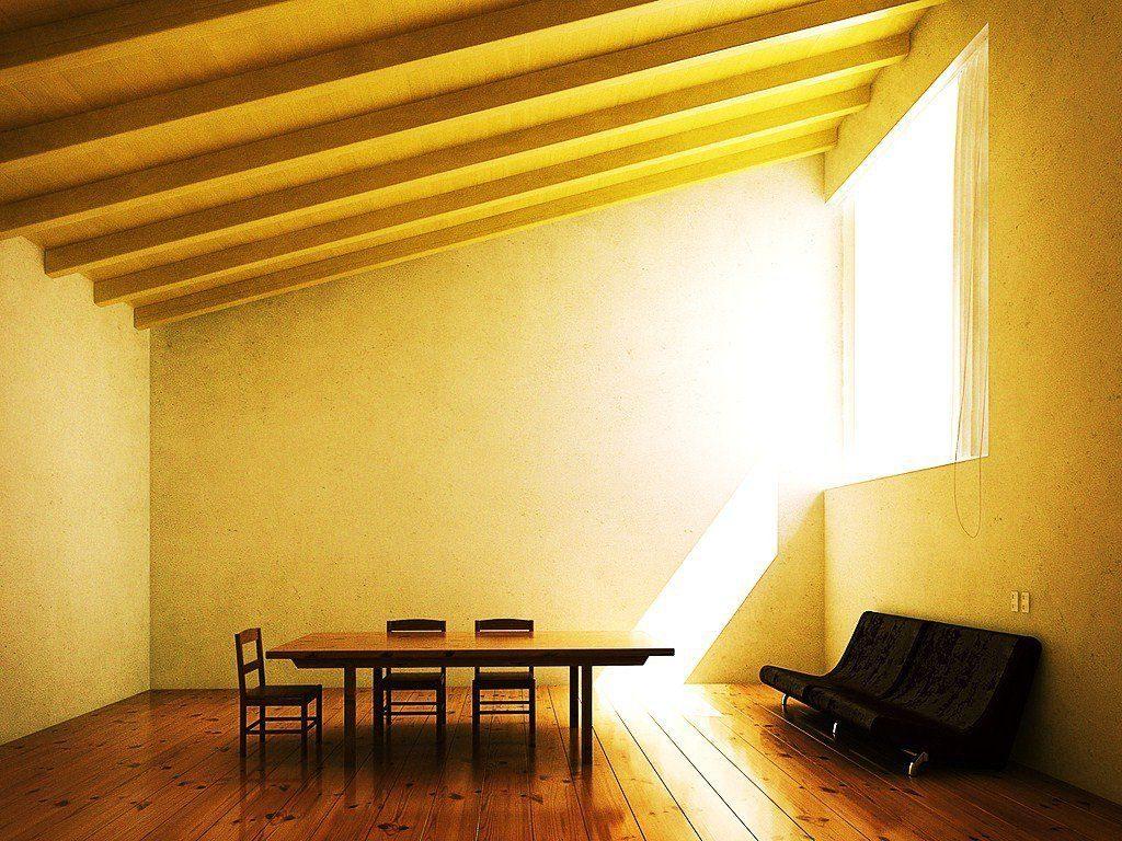 El taller es un espacio tranquilo y agradable.