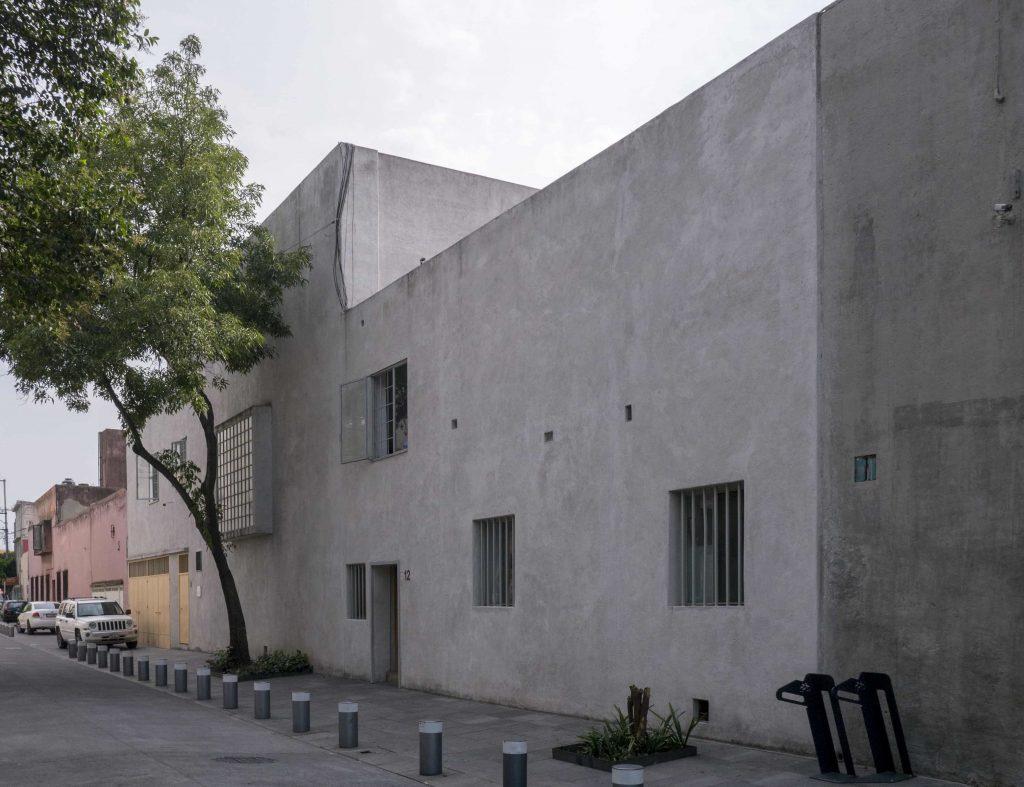 La Casa Luis Barragán.